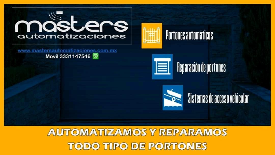 Masters Automatizaciones