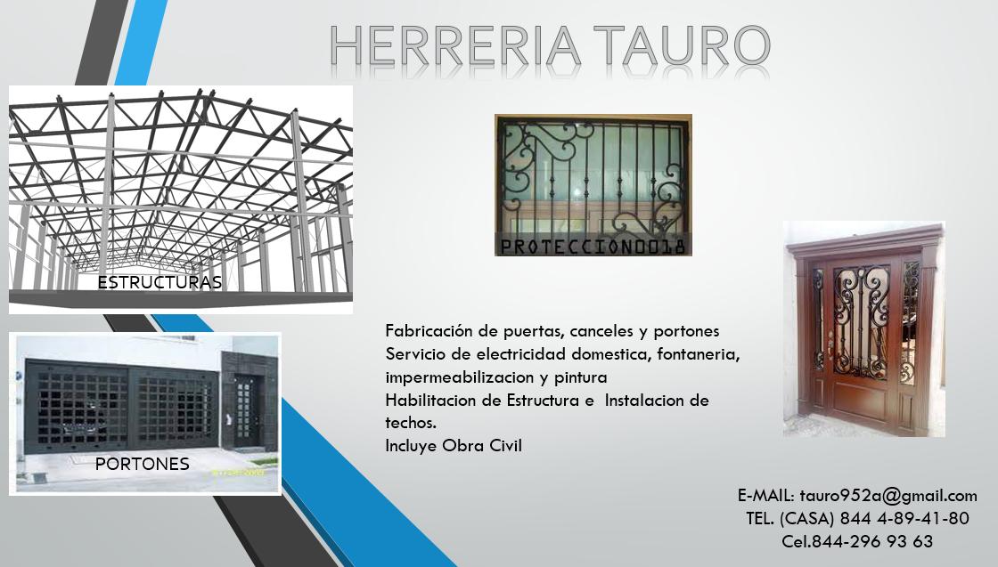 Herrería Tauro
