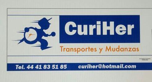 Transportes Y Mudanzas Curiher