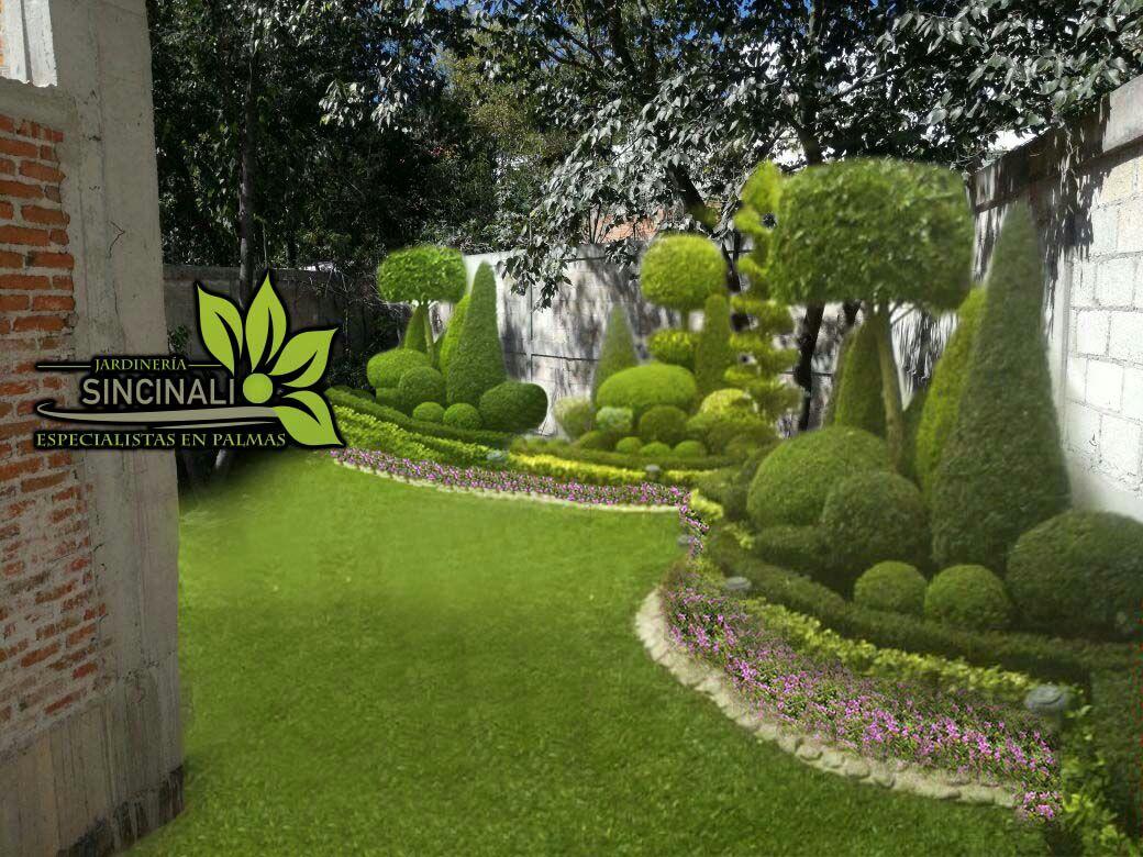 Jardineria Sincinali