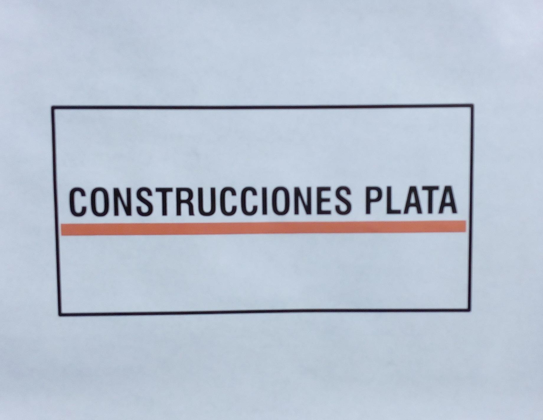 Construcciones Plata