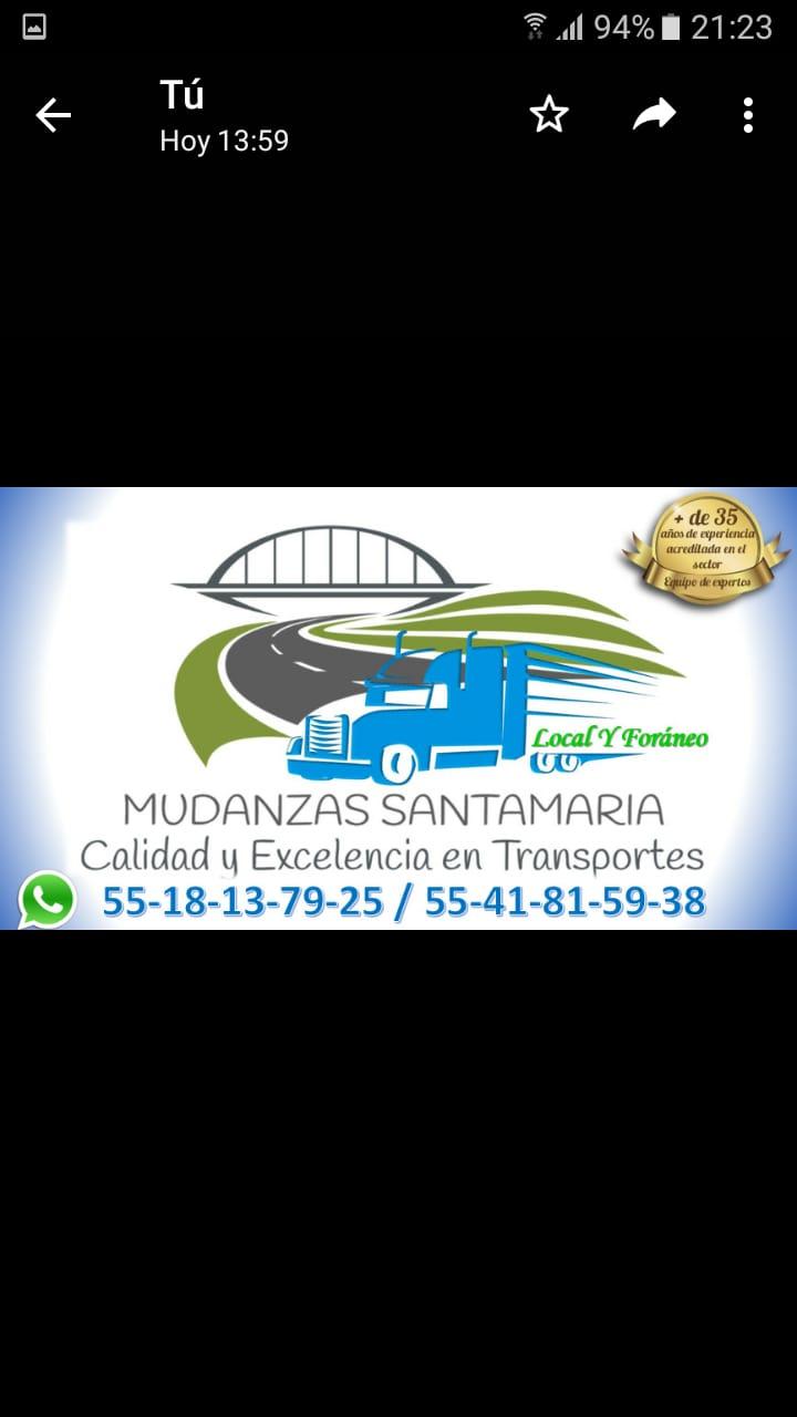 Mudanzas Santamaria