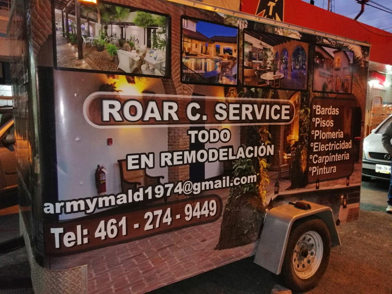Roar Construcción Service