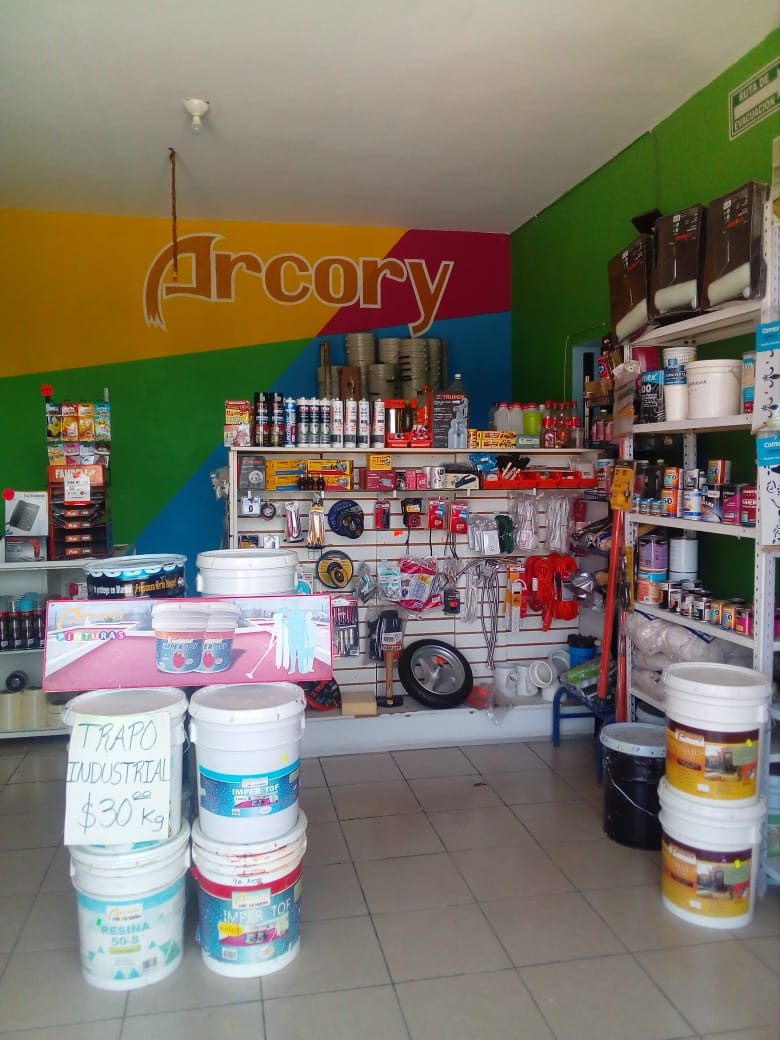 Pinturas Arcory