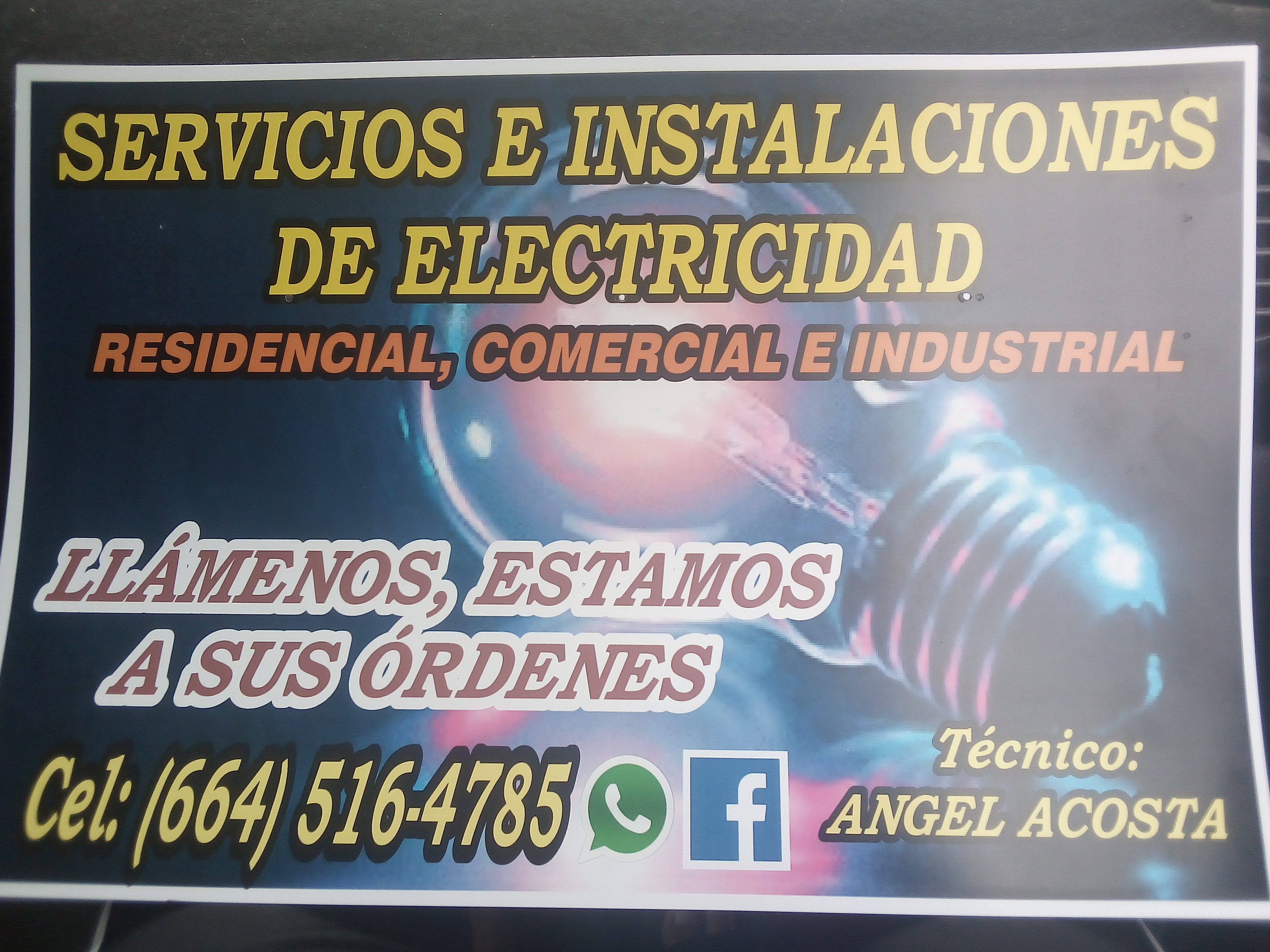 Servicios Eh Instalaciones De Electricidad