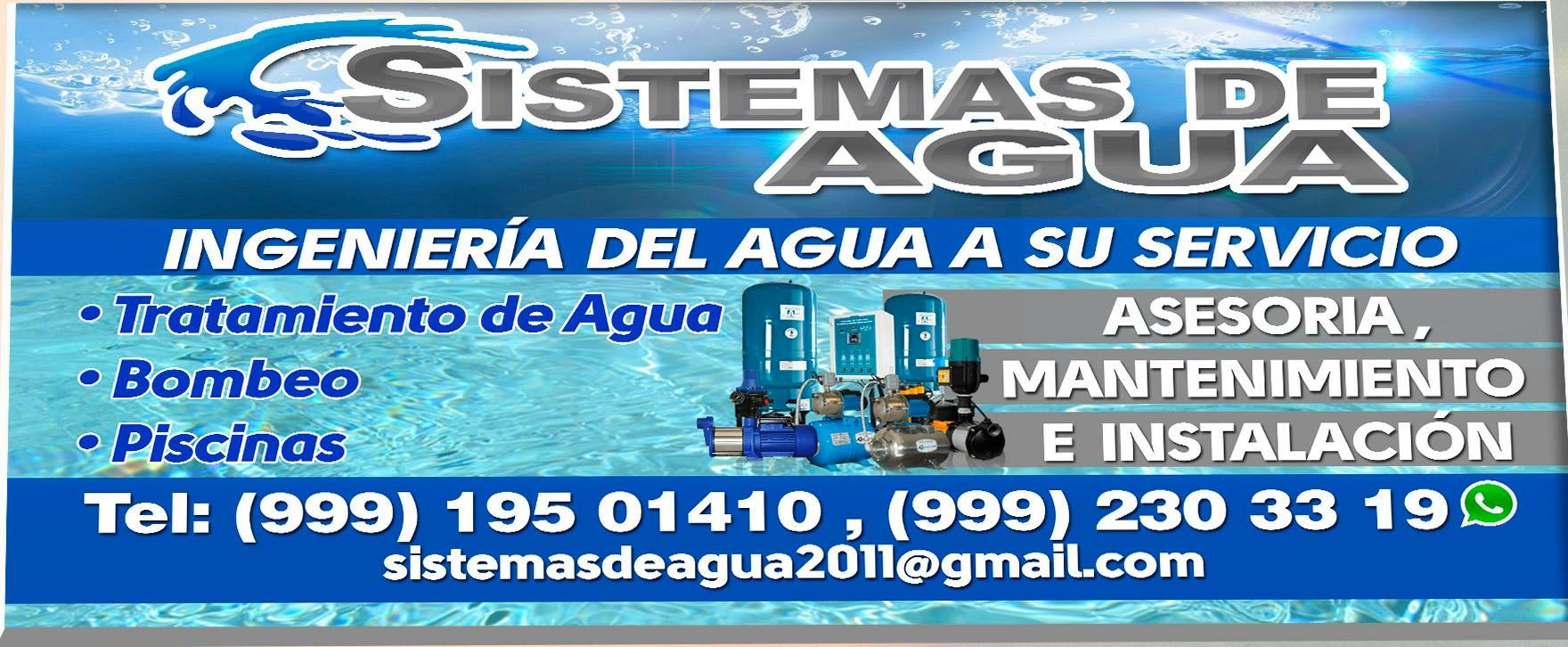 Sistemas De Agua De Yucatan