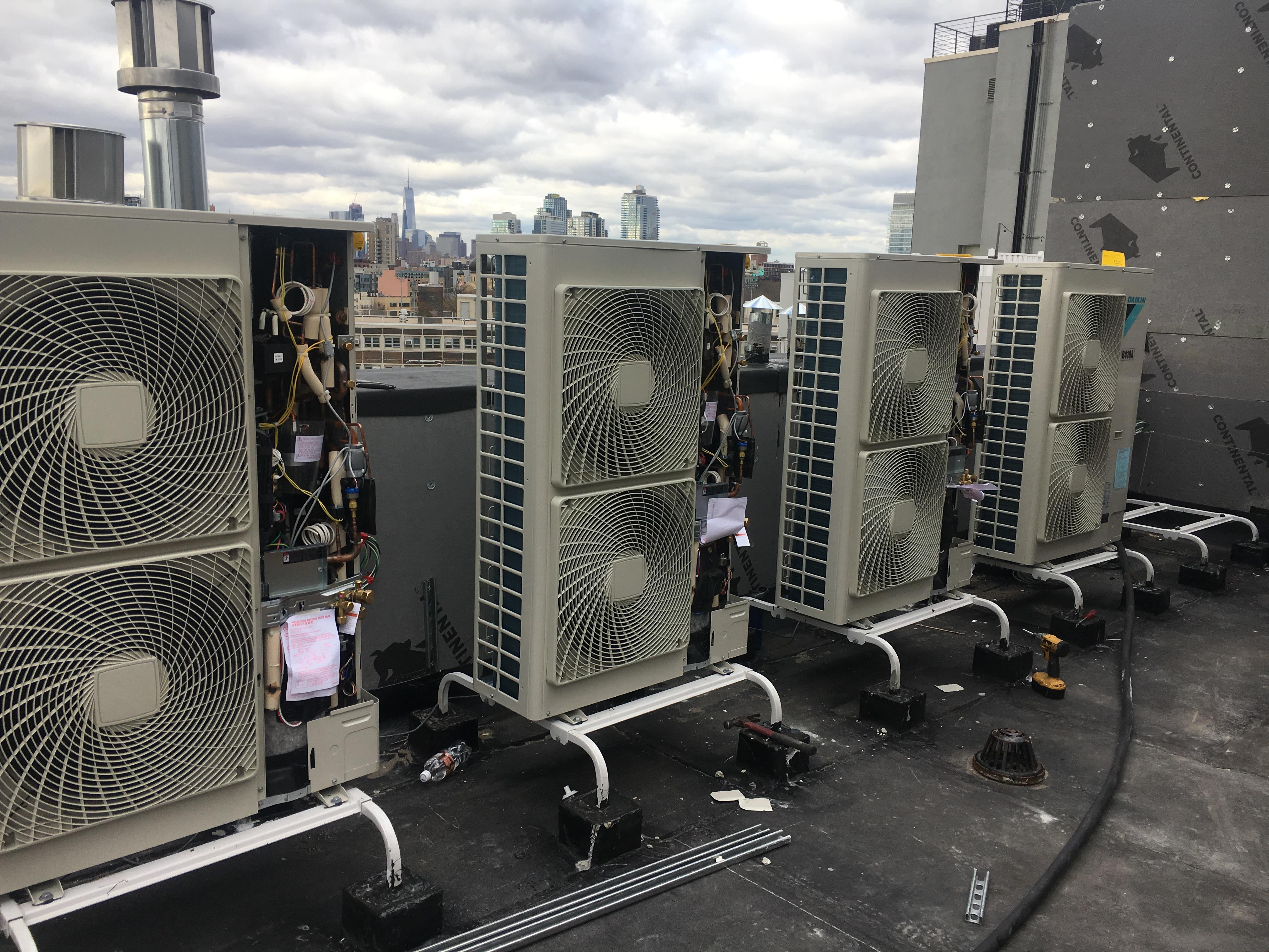 Barrera Refrigeracion Y Aire Acondicionado