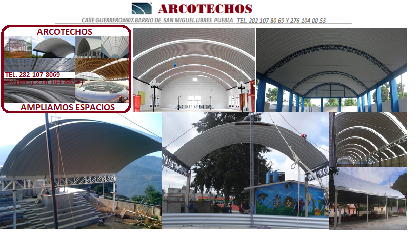 Arcotechos