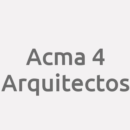 Acma 4 Arquitectos
