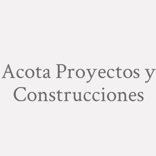 Acota Proyectos y Construcciones