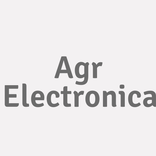 Agr Electronica