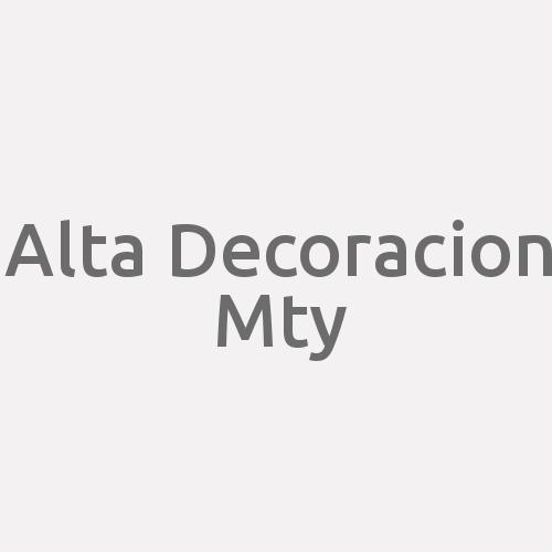 Alta Decoracion Mty.