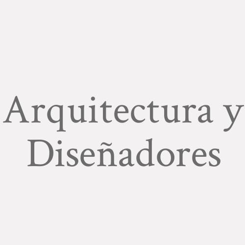 Arquitectura y Diseñadores