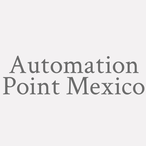 Automation Point Mexico