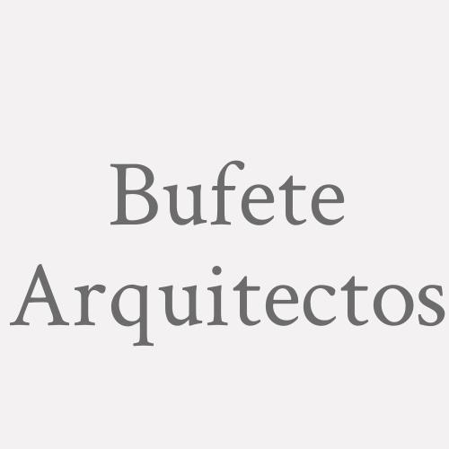 Bufete Arquitectos