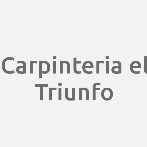 Carpinteria el Triunfo