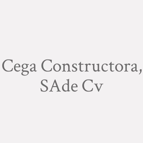 Cega Constructora, S.a. De C.v.