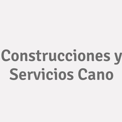Construcciones y Servicios Cano
