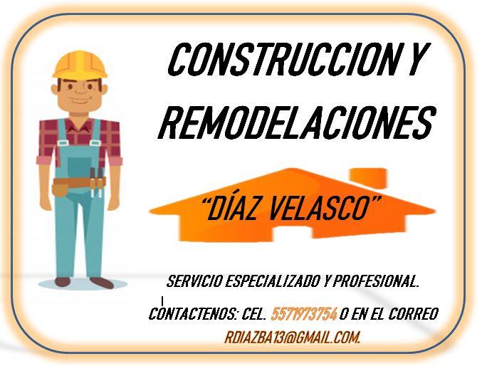 Construcciones Y Remodelaciones Diaz