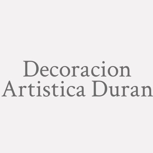 Decoracion Artistica Duran