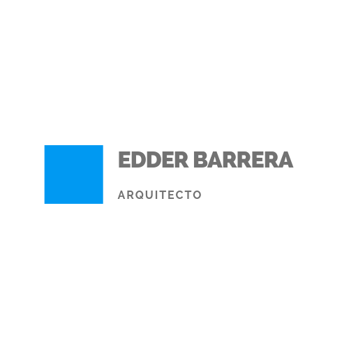 Edder Barrera | Arquitecto