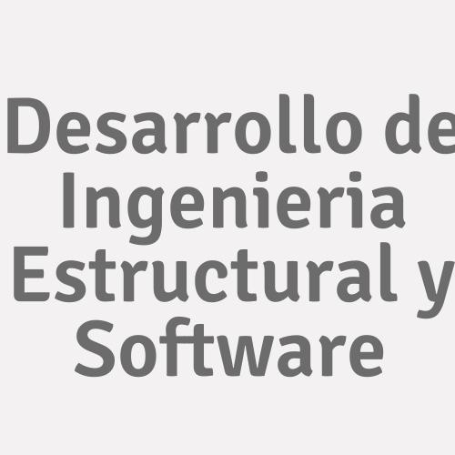Desarrollo de Ingenieria Estructural y Software