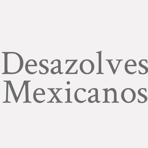 Desazolves Mexicanos
