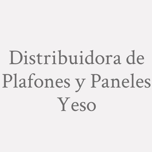 Distribuidora de Plafones y Paneles Yeso