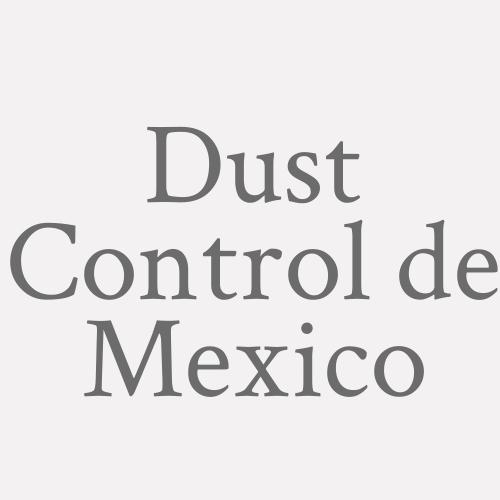 Dust Control de Mexico
