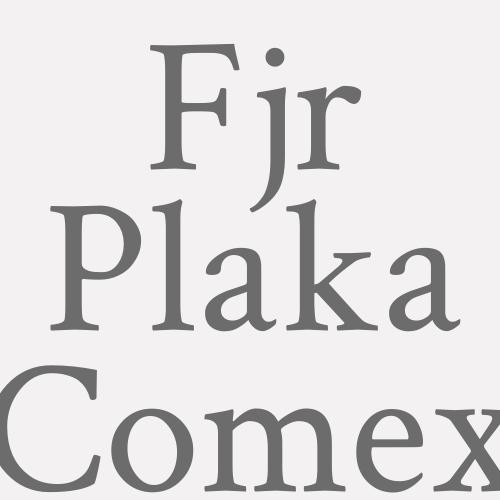 Fjr Plaka Comex