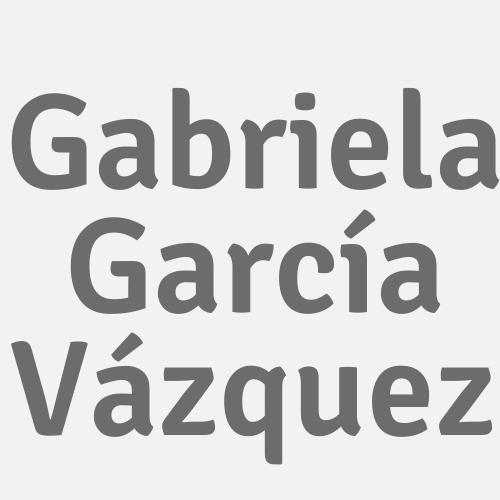Gabriela García Vázquez