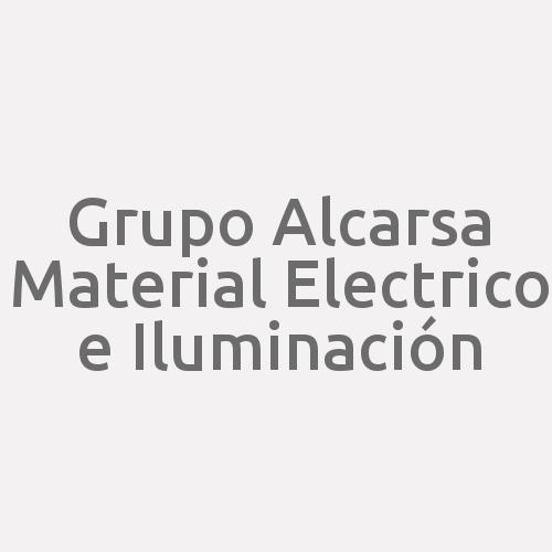 Grupo Alcarsa Material Electrico E Iluminación