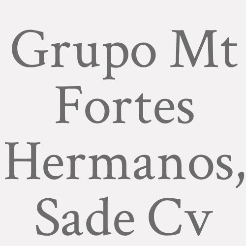 Grupo Mt Fortes Hermanos,