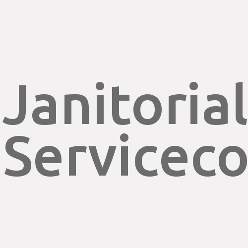 Janitorial Serviceco