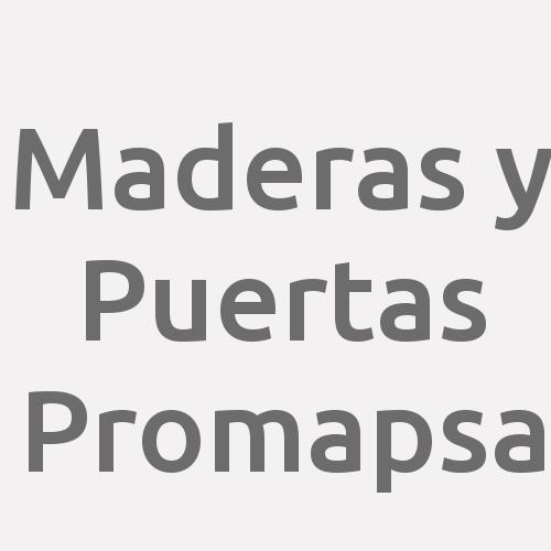 Maderas y Puertas Promapsa