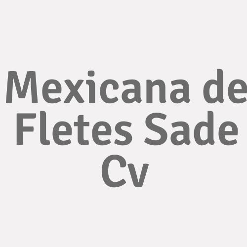 Mexicana de Fletes SAde Cv