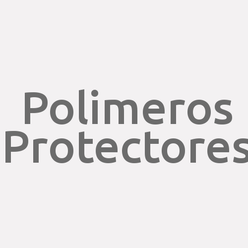 Polimeros Protectores