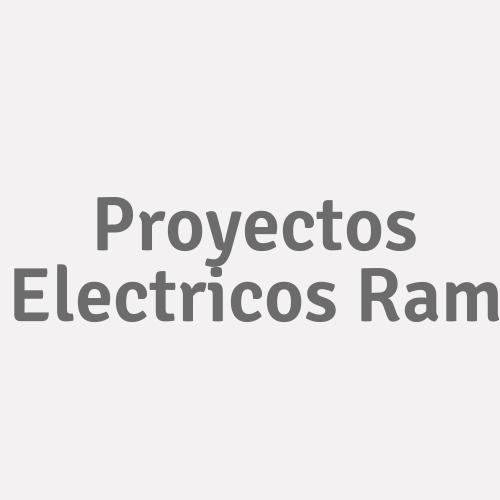 Proyectos Electricos Ram