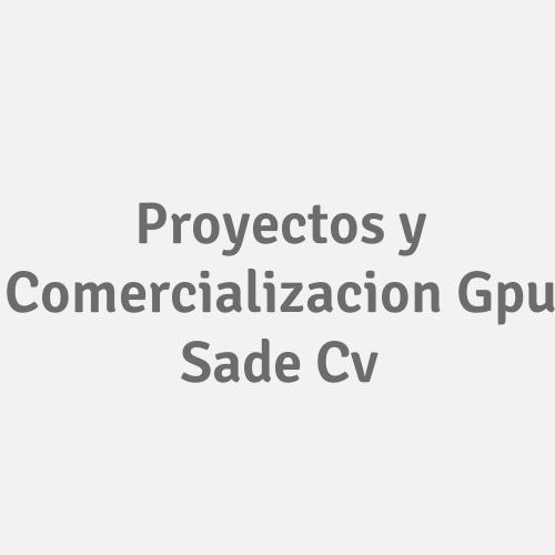 Proyectos y Comercializacion Gpu