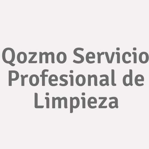 Qozmo Servicio Profesional de Limpieza