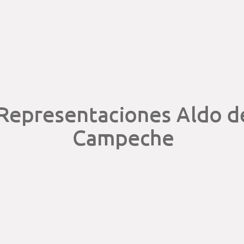 Representaciones Aldo de Campeche