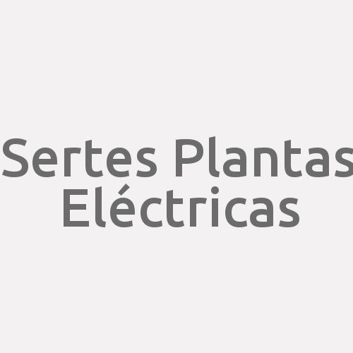 Sertes Plantas Eléctricas