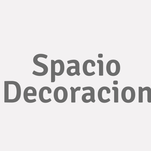 Spacio Decoracion