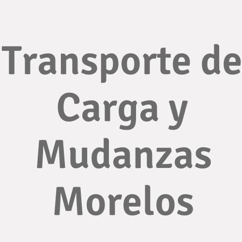 Transporte de Carga y Mudanzas Morelos