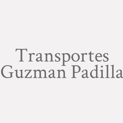 Transportes Guzman Padilla