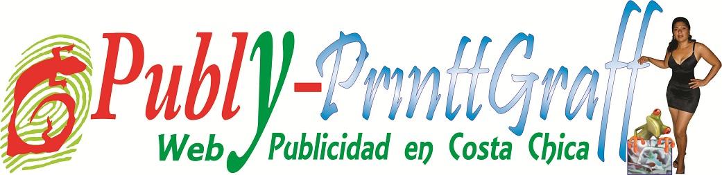 Publicidad Prinngraff Costa Chica