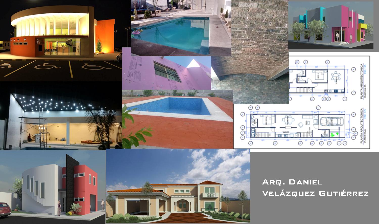 Arquitecto Daniel Velazquez