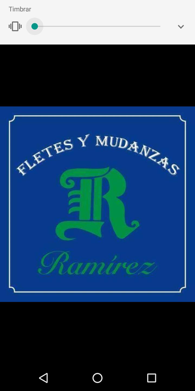 Mudanzas Ramírez