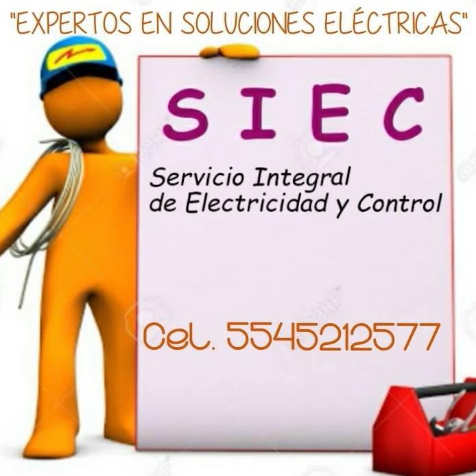 Siec, Servicio Integral De Electricidad Y Control