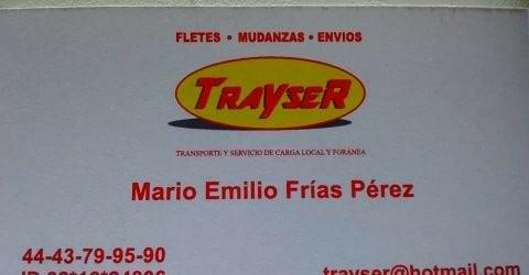 Trayser